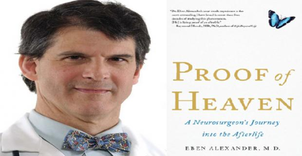 Eben Alexander (author) Video Eben Alexander MD describes his neardeath experience and
